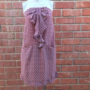 Gap Strapless Dress Size XS